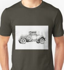 Old classic car retro vintage 01 T-Shirt