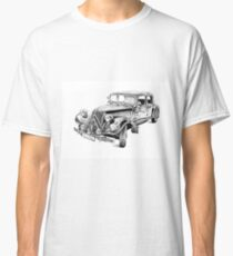 Old classic car retro vintage 03 Classic T-Shirt