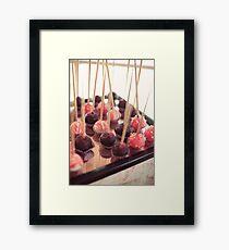 Chocolate Framed Print