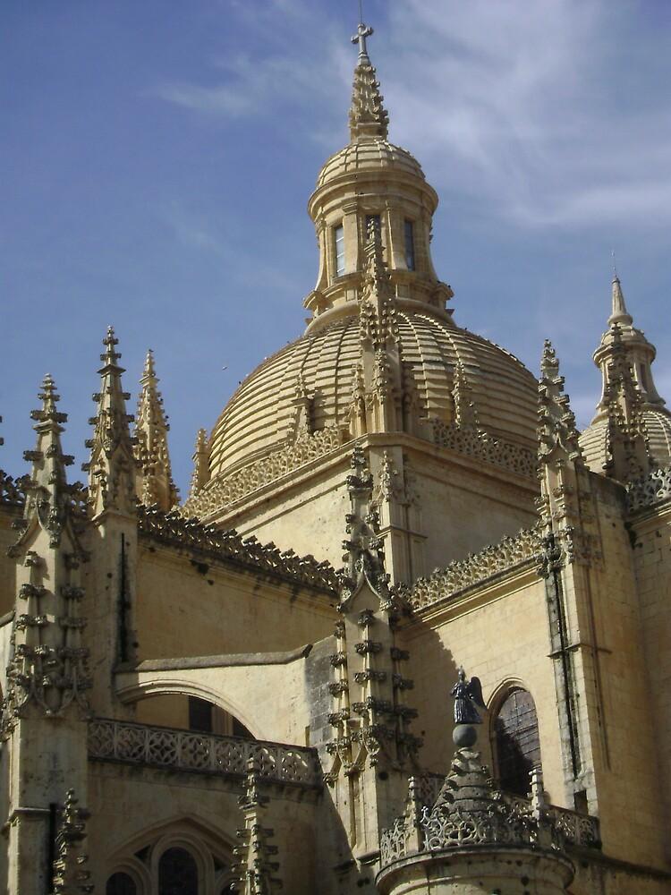 Catedral, Segovia by Nicole Curet