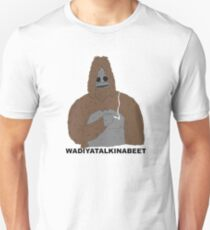 smoking yeti T-Shirt
