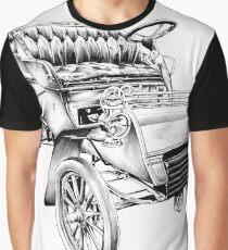 Old classic car retro vintage 06 Graphic T-Shirt