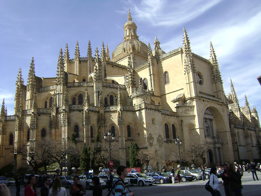 Catedral, Segovia by Nicole Curet