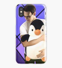 Edward Nygma + Penguin iPhone Case/Skin