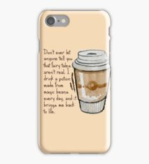 Fairy Tales aren't real iPhone Case/Skin