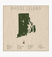 Rhode Island Parks Photographic Print