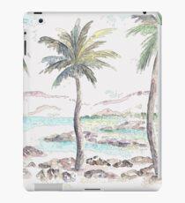 Tropical Island iPad Case/Skin