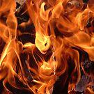Fire by Chris Cohen