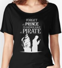 I'd rather have the Pirate Women's Relaxed Fit T-Shirt