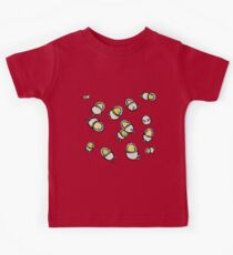 space chicks Kids Tee