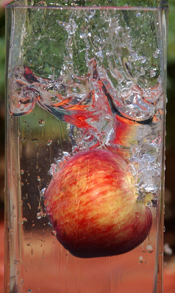 An Apple a day by Deidre Cripwell