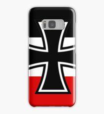 German Empire Flag Samsung Galaxy Case/Skin