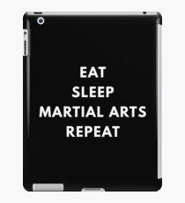 Martial arts iPad Case/Skin