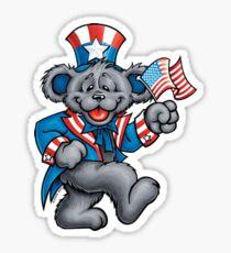 Uncle Bear Sticker