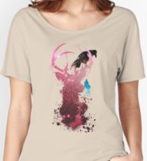 S p i r i t s Women's Relaxed Fit T-Shirt
