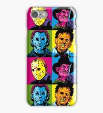 Pop Horror (Pattern) iPhone Case/Skin