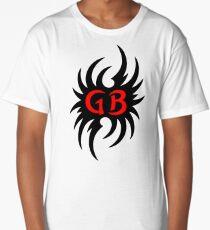 Great Britain Long T-Shirt