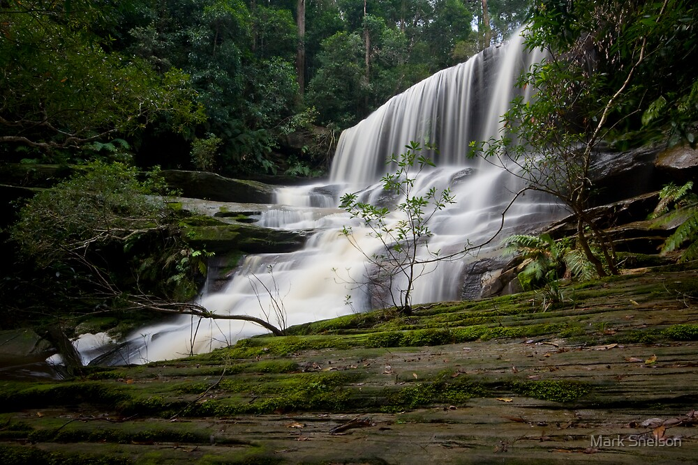 The Lost Falls of Somersby 3 by Mark Snelson