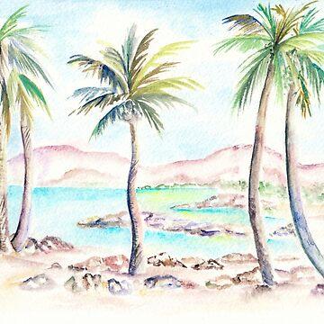 My Island by artlilly