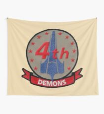 demons Wall Tapestry
