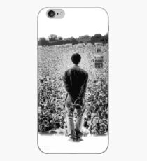 OASIS AT KNEBWORTH - posterized image. ICONIC iPhone Case