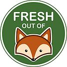 Fresh out of Fox by Rebecca Barkley