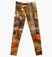 Library - A literary classic 1905 Leggings