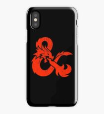 Dungeons&Dragons iPhone Case/Skin
