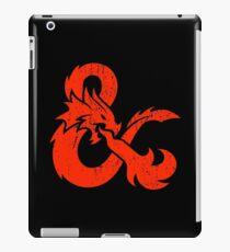 Dungeons&Dragons iPad Case/Skin