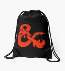 Dungeons&Dragons Drawstring Bag