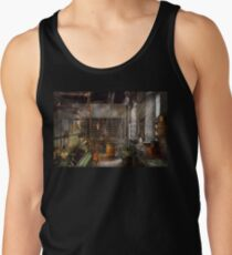 Machinist - Lathes - Machinists paradise Tank Top