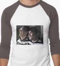 Arkham Nygmobblepot Men's Baseball ¾ T-Shirt