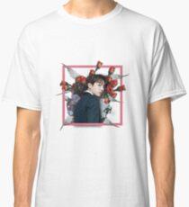 BTS/Bangtan Sonyeondan - Floral Jungkook Classic T-Shirt