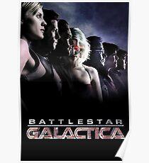 battlestar squad Poster