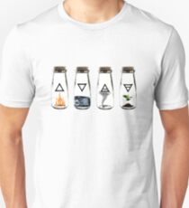 The 4 Elements Unisex T-Shirt