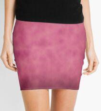 Red Shift Mini Skirt