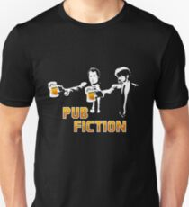 Pub Fiction Unisex T-Shirt