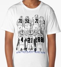 how the east was won Long T-Shirt