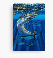 Wahoo Haven Canvas Print