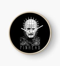Pinhead Clock