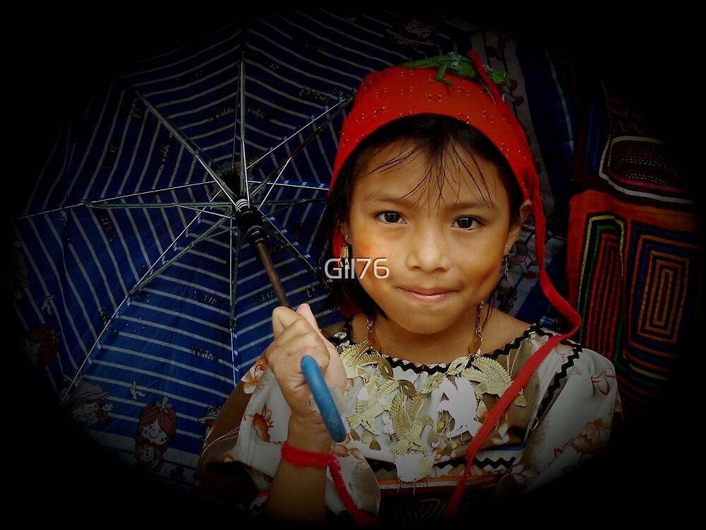 Beautiful Kuna kids by Gil76