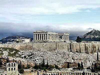 Athens by day,  by hilarydougill