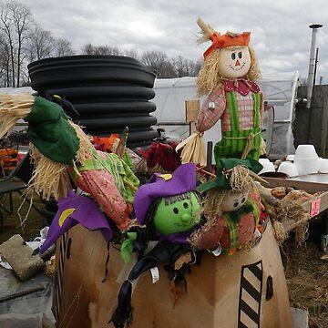 A Sad Day For Dolls by BettyMackey