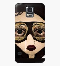 The girl Case/Skin for Samsung Galaxy