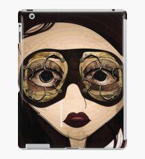 The girl iPad Case/Skin