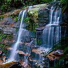 Flatrock Falls, Valley of the Waters by Erik Schlogl