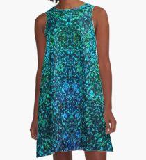 AZURE A-Line Dress
