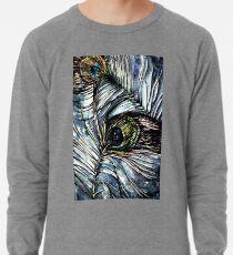 Peacock Abstract Lightweight Sweatshirt