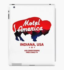 motel iPad Case/Skin