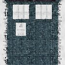 The Timey Wimey of The Doctor by Rouages Design